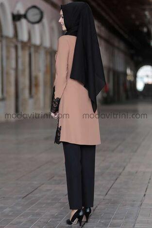 Azra Tunik Camel - SFN1003 - Thumbnail