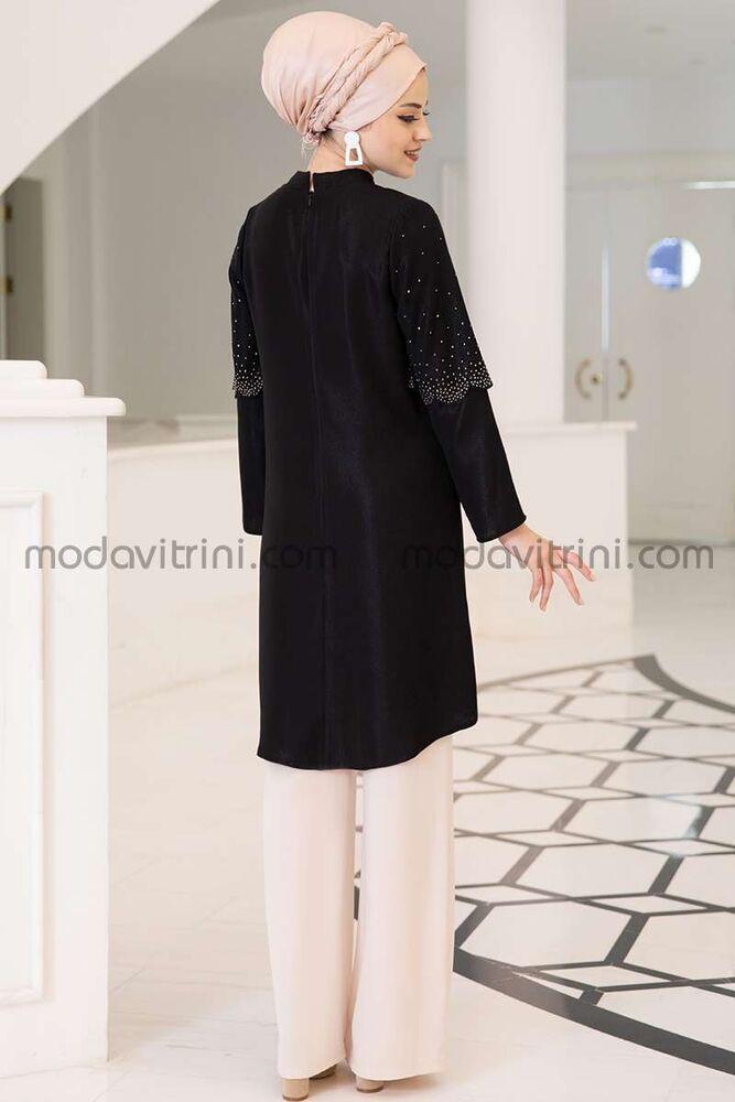 Azra Tunik Siyah - ALM2047