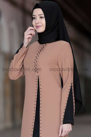 Esma İkili Takım Camel - SFN1001 - Thumbnail