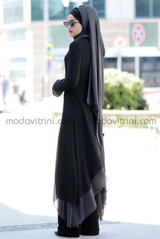 Havin Takım Siyah - Piennar - PNN1012 - Thumbnail