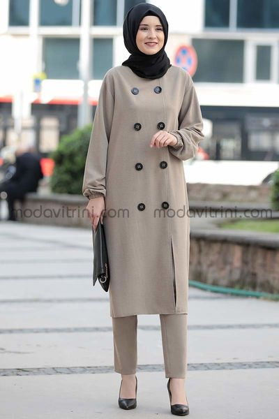 Lady İkili Takım Vizon - PNN1027