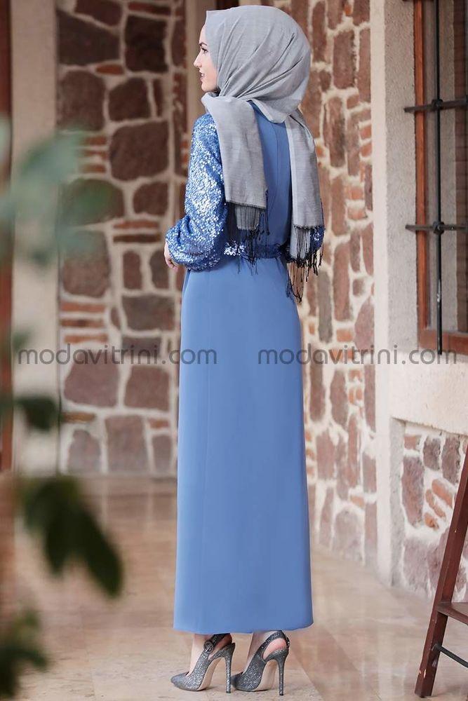 Lal Elbise İndigo - EMS1050