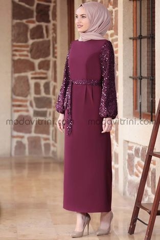 Lal Elbise Mürdüm - EMS1050 - Thumbnail