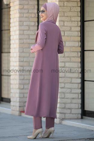 Rabia İkili Takım Gülkurusu - PNN1014 - Thumbnail