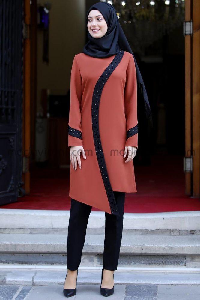 Rana İkili Takım Kiremit - MDV1022