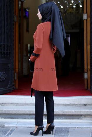 Rana İkili Takım Kiremit - MDV1022 - Thumbnail