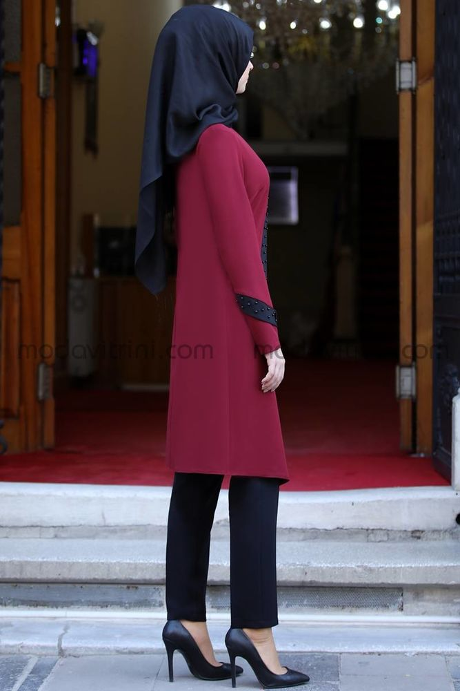 Rana İkili Takım Mürdüm - MDV1022