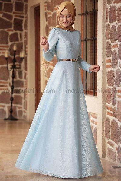 Tesettür Elbise Modelleri